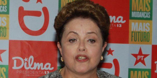 Dilma minimiza baixo número de votos em São Paulo: 'Nada que não se possa