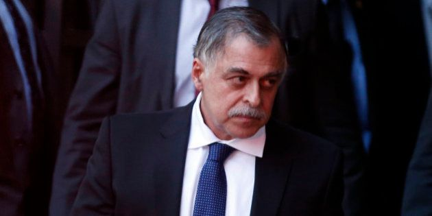 Propina na Petrobras: Paulo Roberto Costa afirma que PT, PMDB e PP foram beneficiados na campanha de