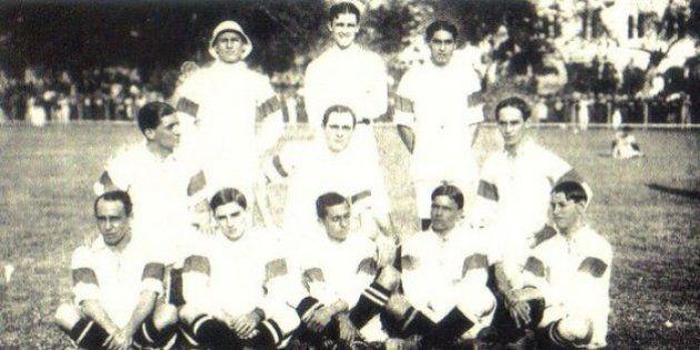 Além da Seleção Brasileira, catorze clubes completam 100 anos em