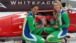 Brasileiras sofrem acidente feio em Sochi, mas estão