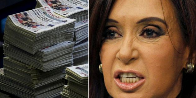 Governo da Argentina anuncia que vai abrir licitação para redistribuir licenças do grupo de mídia
