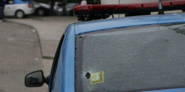 Tiroteio na Rocinha: comandante das UPPs é atingido ao tentar se