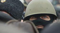 Ucrânia: manifestantes e polícia terminam embate de dois