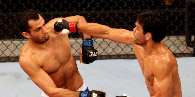 Lyoto Machida derrota Gerard Mousasi no UFC Jaraguá e se aproxima do