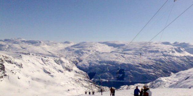 Ski og påske i Røldal - Europas mest snørike