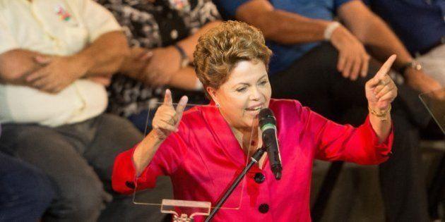 Dilma perde favoritismo em seis estados onde bateu Serra com folga em