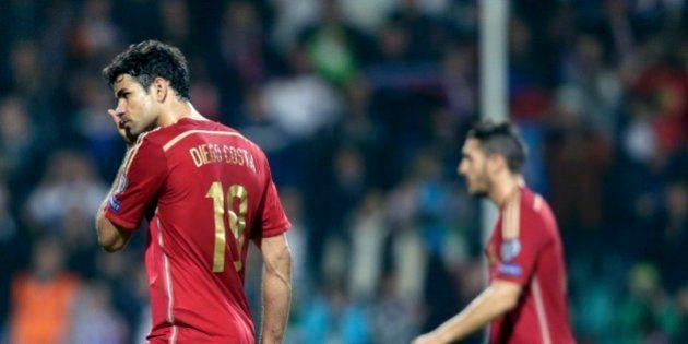 Eliminatórias da Euro 2016: Espanha perde da Eslováquia, dando fim à invencibilidade de oito