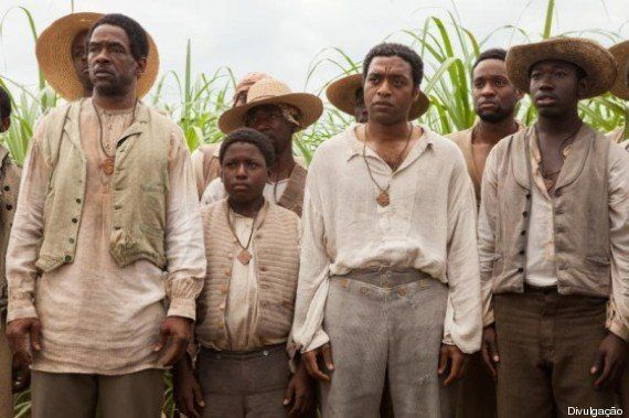 '12 Anos de Escravidão' é um filme sobre o