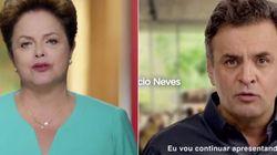 ASSISTA: Dilma e Aécio mostram suas armas na largada do 2º turno