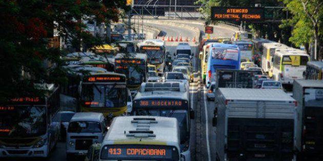 Como o Rio conseguiu a proeza de ter trânsito pior que de
