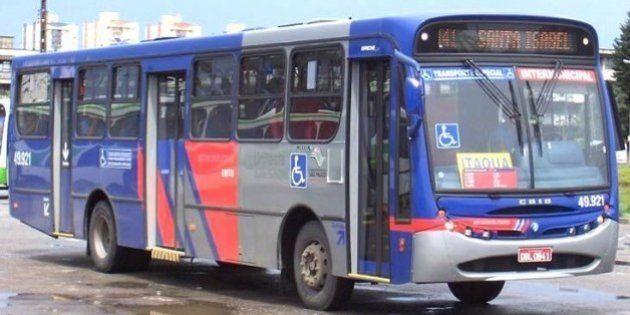 Governo de São Paulo aumenta tarifas de ônibus