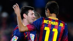 Neymar e Messi: conversa sobre final Brasil x Argentina na