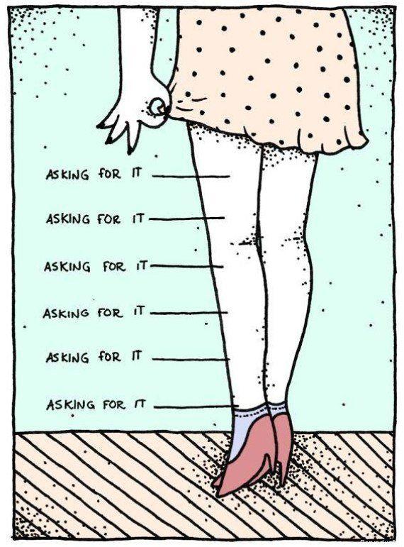 Qual o tamanho ideal de saia para evitar