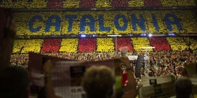 Barcelona apoia realização de plebiscito sobre