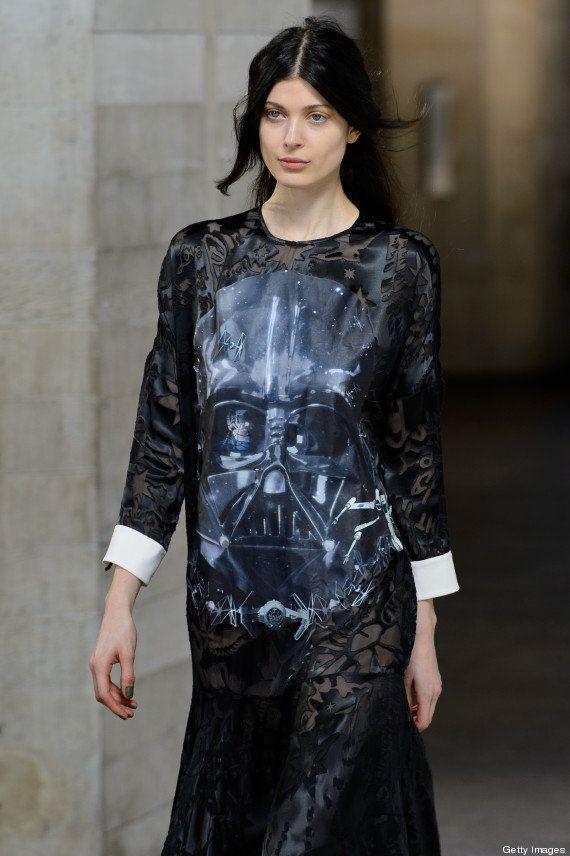 Moda nerd: estampa do Darth Vader é tendência!