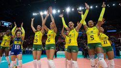 Brasil vai às semifinais do Mundial sem saber o que é