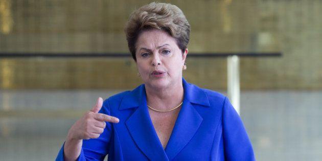 Dilma se diz 'estarrecida' com vazamento do depoimento do ex-diretor da