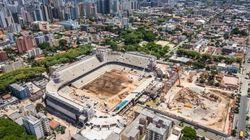 Fifa decide manter Curitiba como sede da Copa do