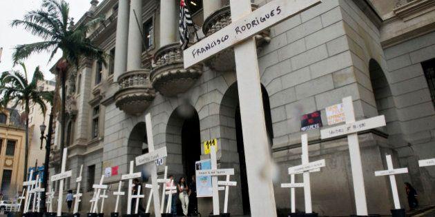 Carandiru: júri é dissolvido após saída de