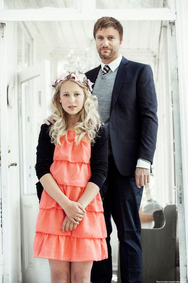 Casamento de uma menina norueguesa com um homem de 37 anos é um alerta para um problema global