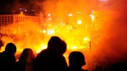 ASSISTA: A Ucrânia está em chamas. E é possível acompanhar