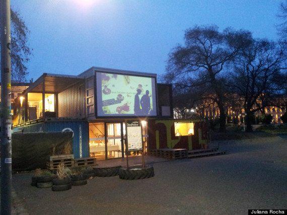 Em Viena, casas transformadas em restaurante por um dia