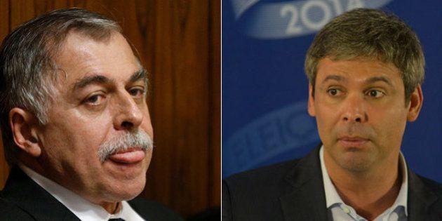 Corrupção na Petrobras: Após ligar esquema a partidos, Paulo Roberto Costa confirma ter participado de...
