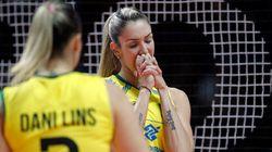 O sonho do título que falta ao vôlei do Brasil ficou pelo
