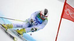 Sochi: brasileiro Jhonatan Longhi finaliza slalom gigante em