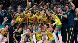 Título não veio, mas meninas do Brasil fizeram história no Mundial de
