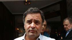 Aécio: renúncia de Azeredo não interfere na campanha