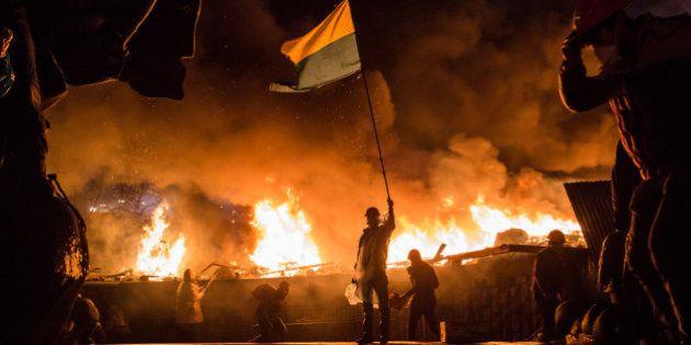 Presidente da Ucrânia anuncia acordo com