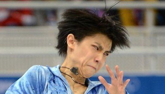 FOTOS: A cara (esquisita) da patinação