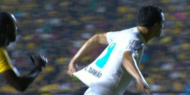 Leandro Damião pode ser punido por tentar simular pênalti em derrota para o