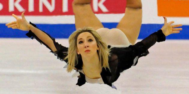 Sochi 2014: fotógrafo apaga digitalmente metade das duplas de patinação