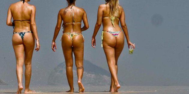 Bumbum das brasileiras vira obsessão entre as