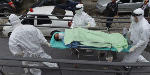 Brasil descarta suspeita de Ebola após segundo resultado negativo de exame feito em paciente da Guiné...