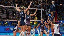 Revés no Mundial faz Brasil perder ponta do ranking para os