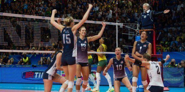 Brasil perde liderança para os EUA, campeões do mundo, no ranking da