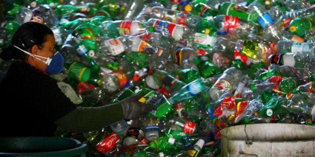 Embalagem reciclável não deve ser