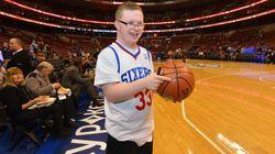 ASSISTA: vídeo de basquete leva garoto com Down a jogo da
