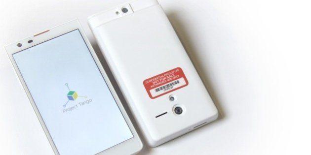 Projeto Tango: Google anuncia smartphones capazes de mapear dimensões e tudo ao seu