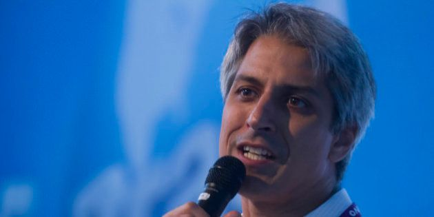 Deputado federal, Alessandro Molon - Campus Party Brasil 2013 - 01/02/2013 - Foto: Cristiano