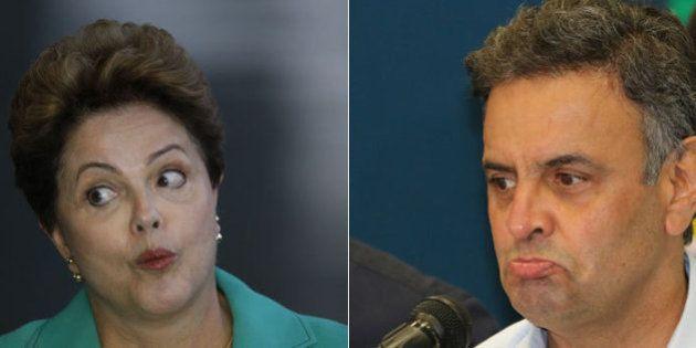 Vox Populi: Dilma Rousseff e Aécio Neves aparecem tecnicamente empatados neste segundo