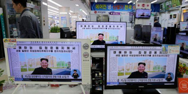 Líder da Coreia do Norte, Kim Jong Un, faz primeira aparição pública desde 3 de