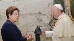 Será que ele vem? Dilma convida papa Francisco para a