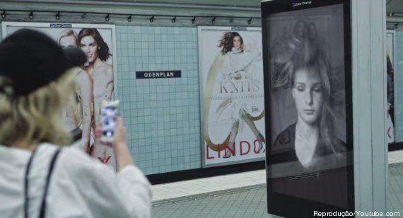 Campanha contra o câncer infantil no metrô tem final surpreendente e alerta para uma triste realidade