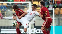 Zica sem fim! Tropeço tira Espanha do torneio de futebol dos Jogos do