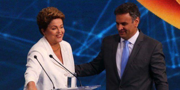 #DebateNaBand: Duelo aguardado entre Dilma e Aécio peca pelos excessos e frustra mais de 60 milhões de
