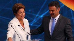 Debate na Band: Dilma e Aécio exageram e frustram mais de 60 milhões de
